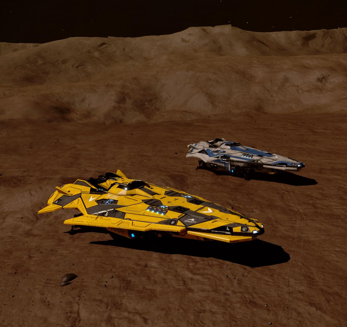 Screenshots » Elite Dangerous » Places » Barnacles