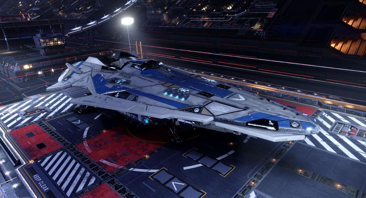 Screenshots Elite Dangerous Ships Anaconda