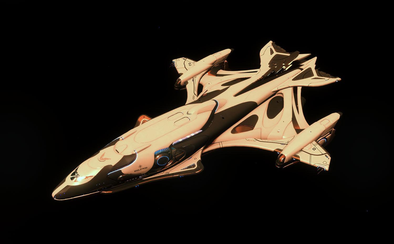 Screenshots » Elite Dangerous » Ships » Imperial Cutter